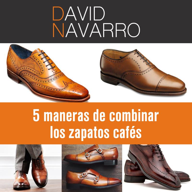 b1e049a57e1 5 maneras de combinar los zapatos cafés – Asesor de Imagen y Comunicación