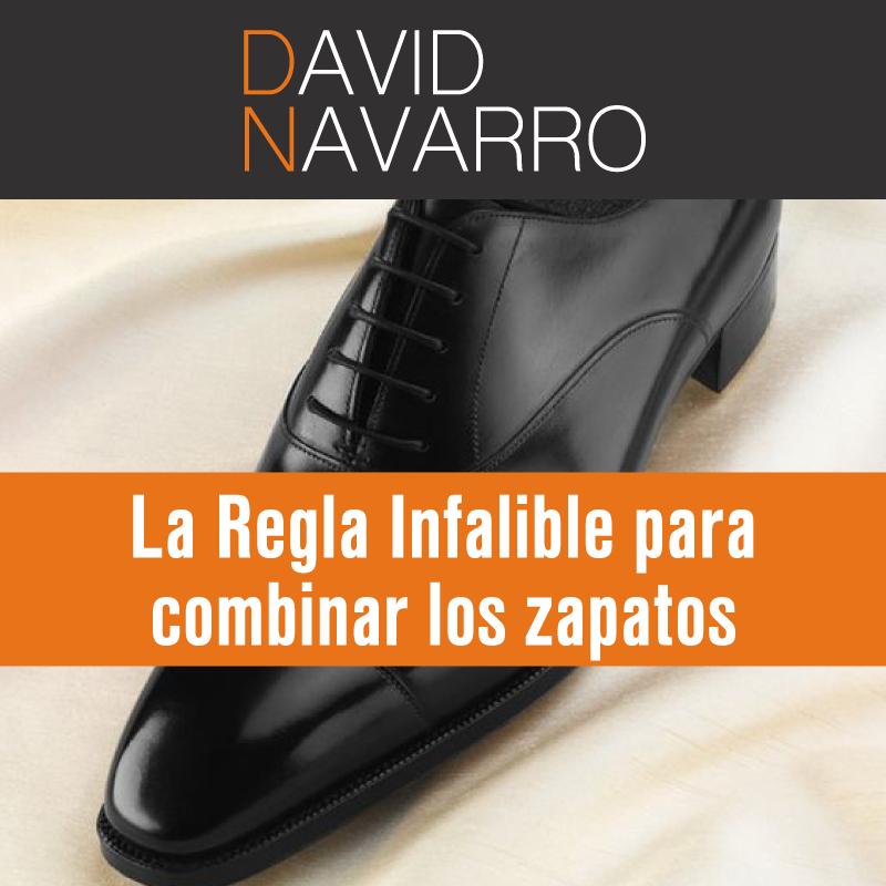 8045f73a7f La regla infalible para combinar los zapatos – Asesor de Imagen y  Comunicación