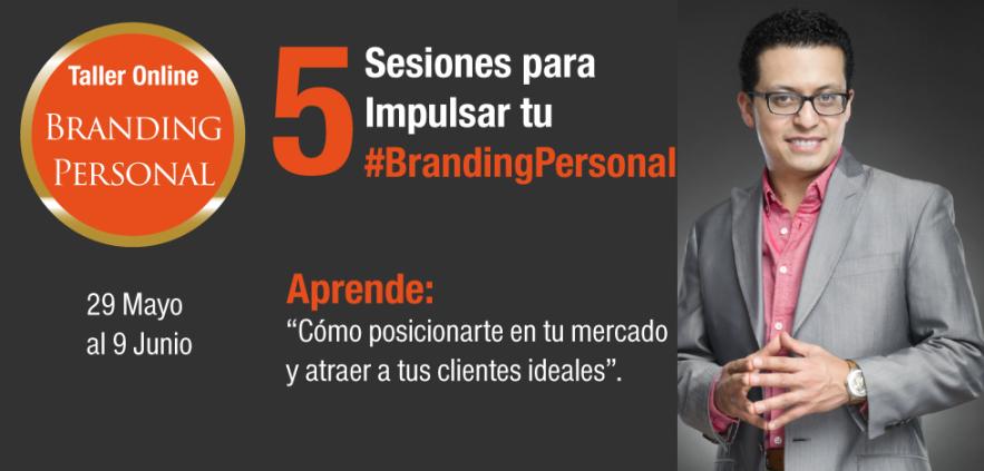 Curso Online de Branding Personal