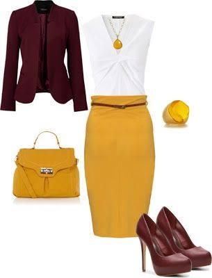 bolso_amarillo_zapatos_vino