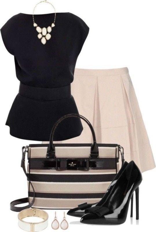 bolso_beige_zapatos_negros