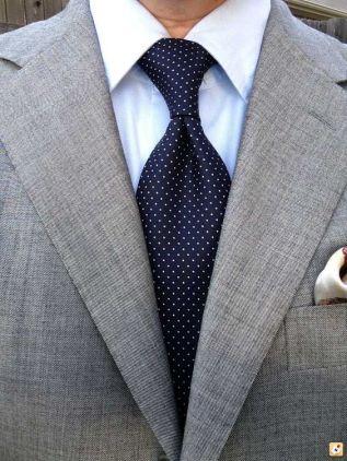 C mo combinar un traje con zapatos caf s asesor de - Combinaciones con gris ...