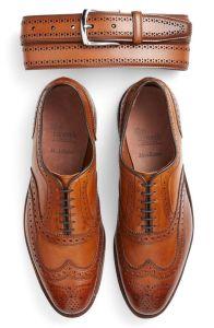 Como combinar cinturon y zapatos