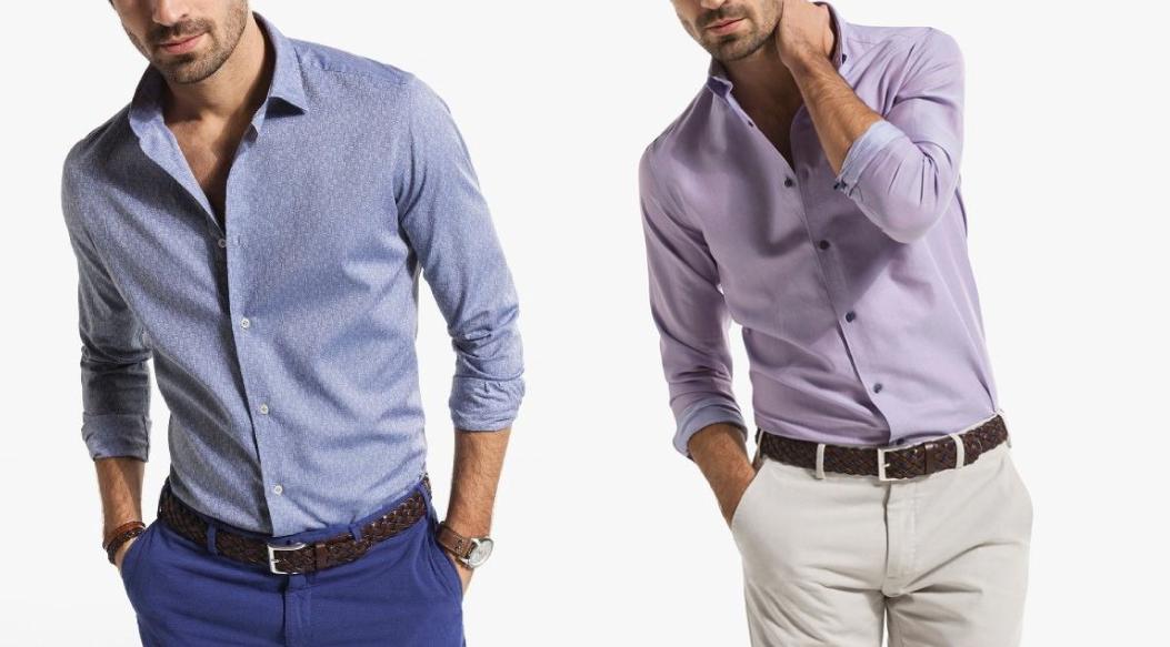 d0e3eecd41 Cómo combinar la camisa y pantalón en época de calor – Asesor de Imagen y  Comunicación