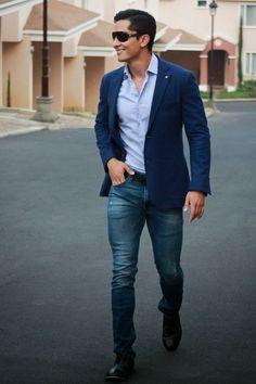 Cómo combinar jeans con saco – Asesor de Imagen y Marca ...