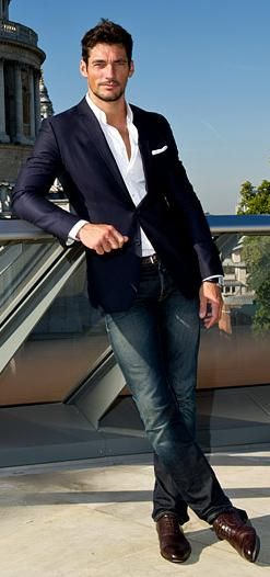 Como Combinar Jeans Con Saco Asesor De Imagen Y Marca Personal