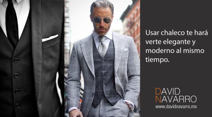 82c185692269e Cómo combinar chaleco de otro color con traje y corbata – Asesor de ...