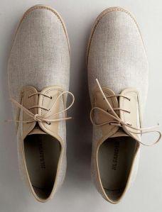 Zapatos casuales de tela
