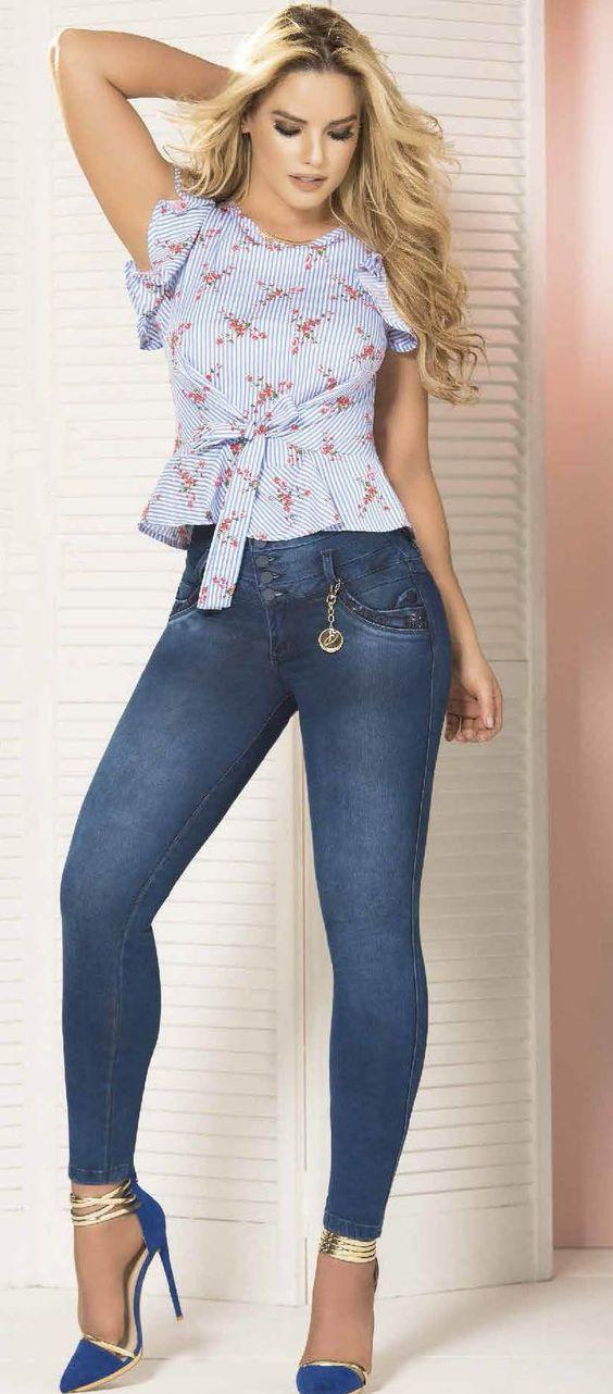 8951cb7f7e 10 maneras para vestir jeans con mucho estilo – Asesor de Imagen y ...