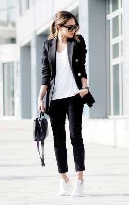 Estilo 10 Maneras Mucho Con Jeans Para Vestir xw0xdPrqnY
