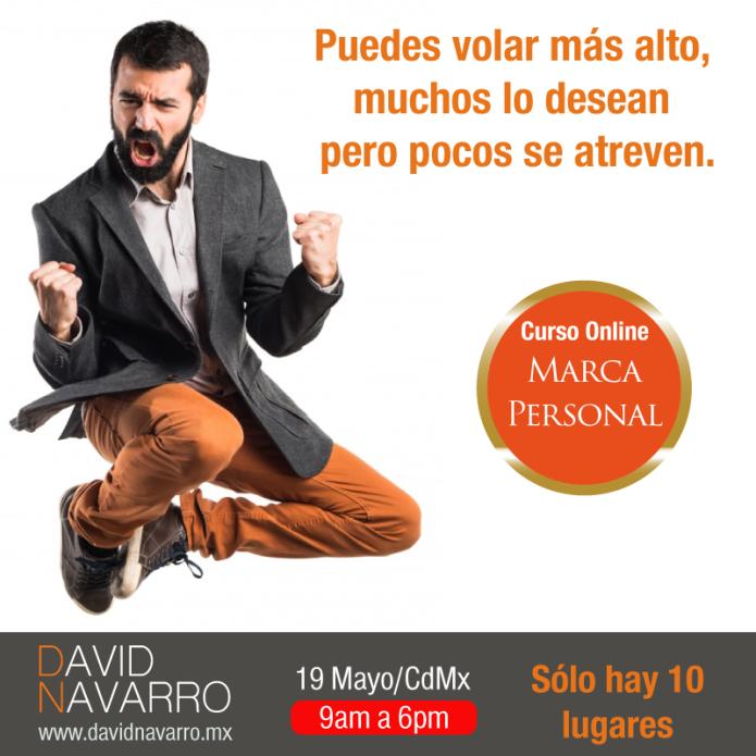 Curso Marca Personal MEXICO DF